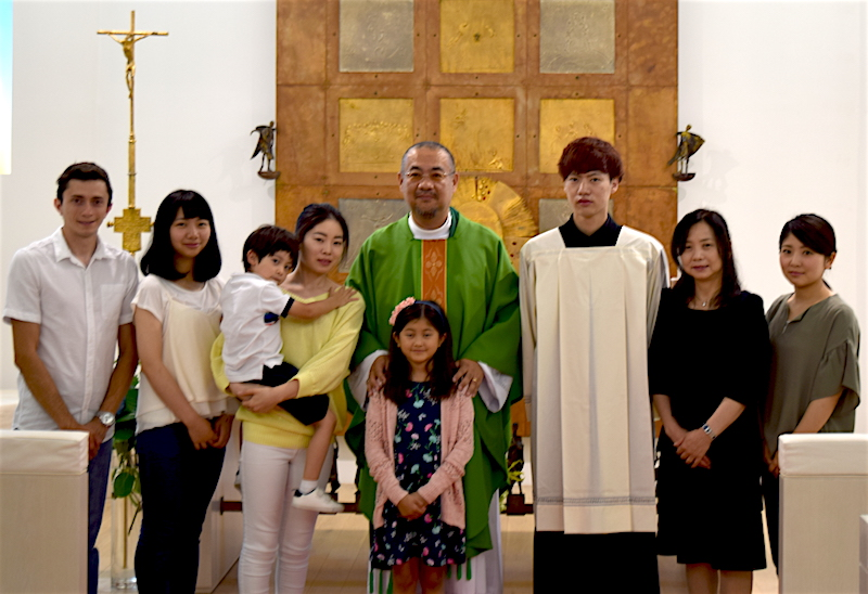 Yamaoka ordination